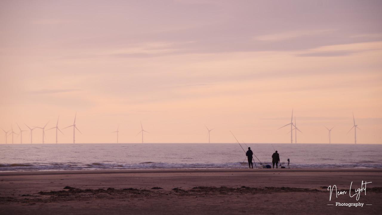 hoylake-fishing-at-dusk