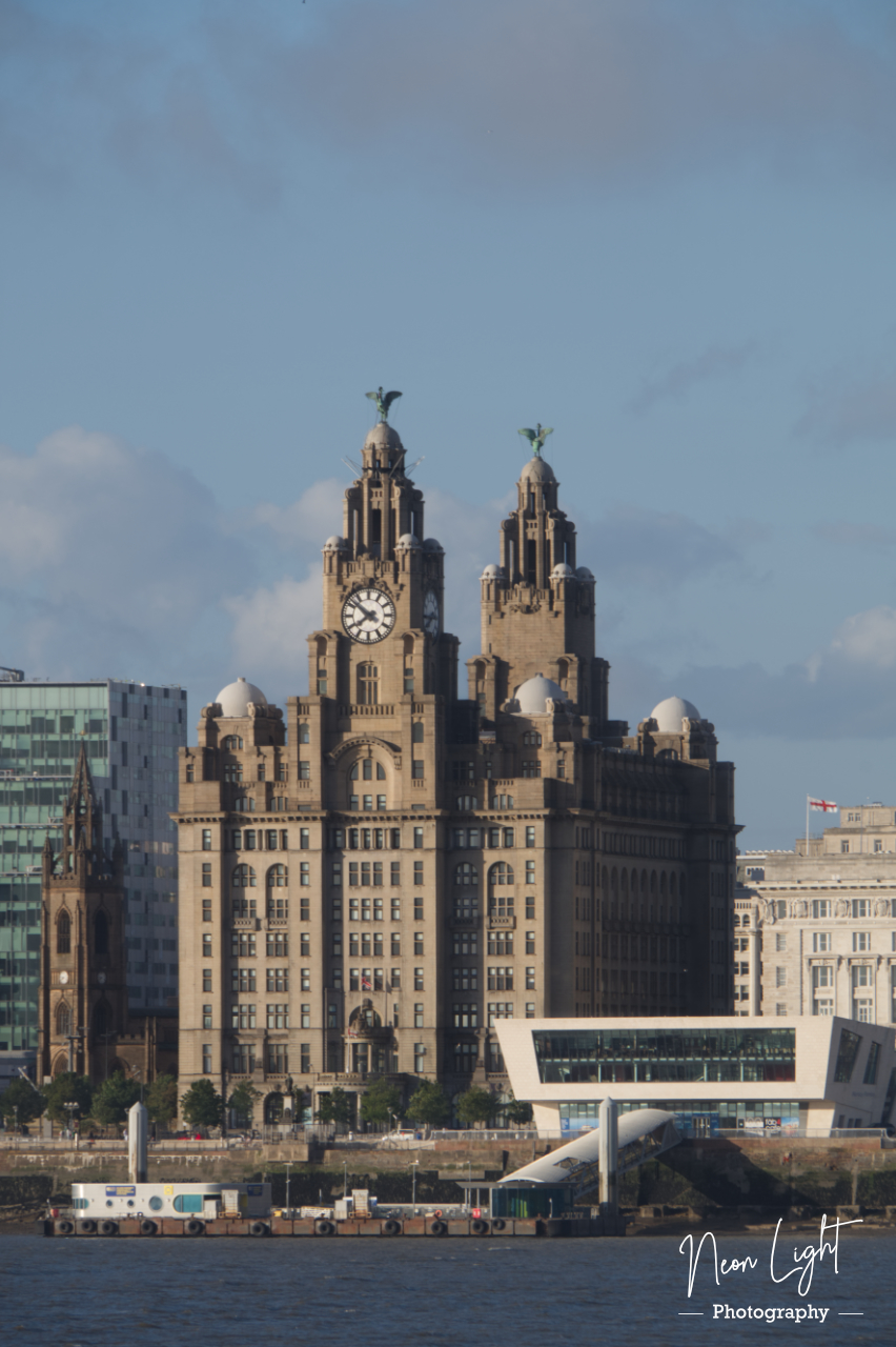 From Woodside to the Liver Buildings