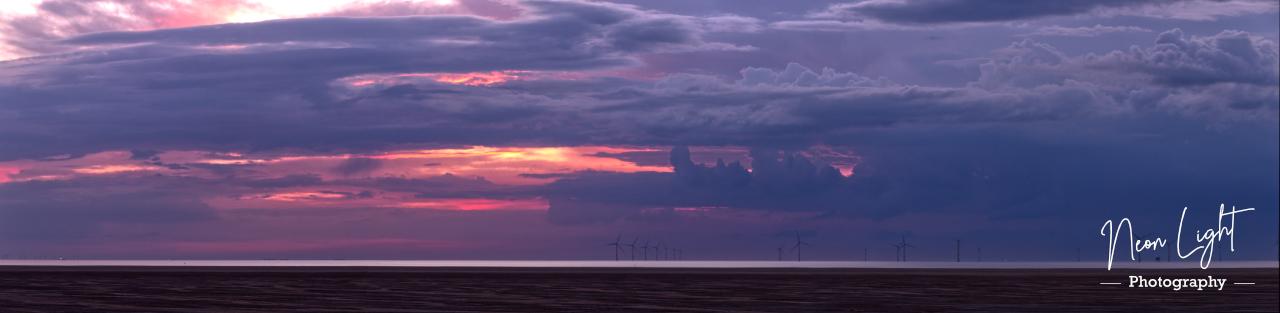 A Storm Brews Over The Irish Sea