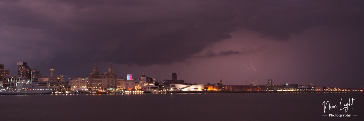 Dark and Stormy Liverpool