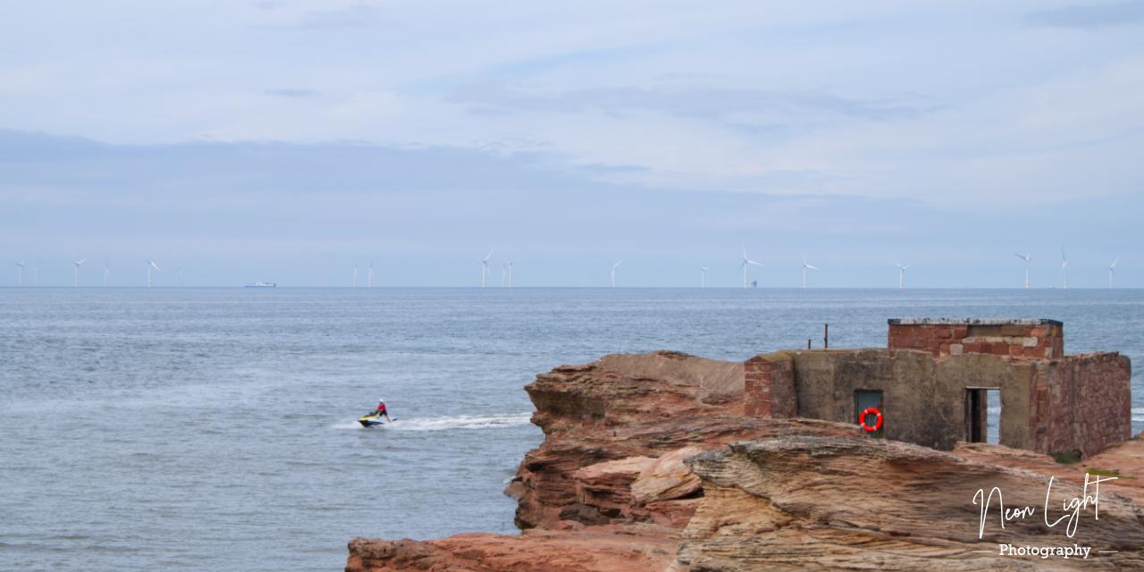 Lifeguard Rounds Hilbre
