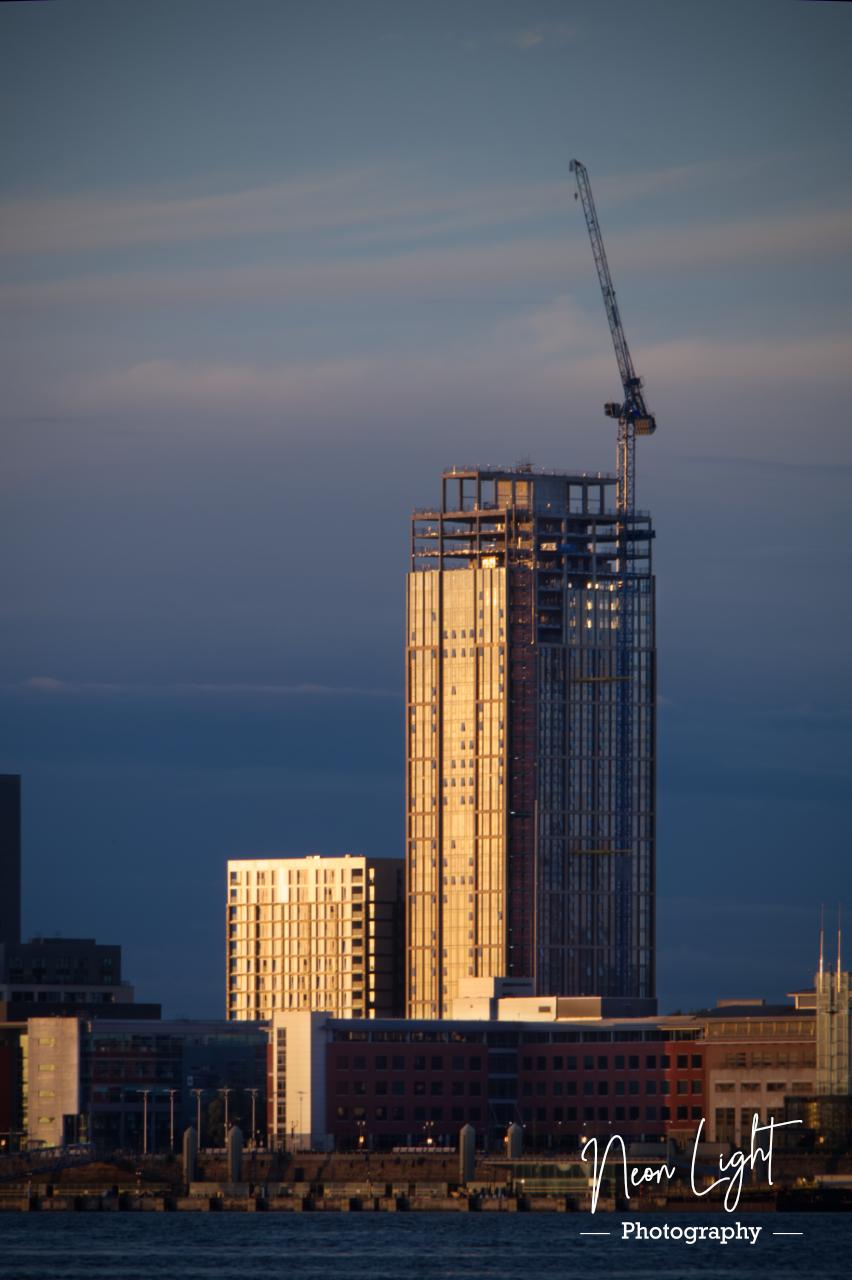 The Lexington Sunset Construction