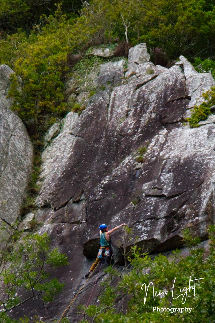 Overhang Crag