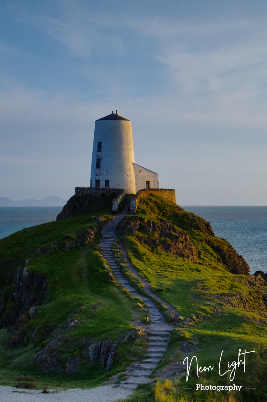 Tŵr Mawr Lighthouse, Anglesea