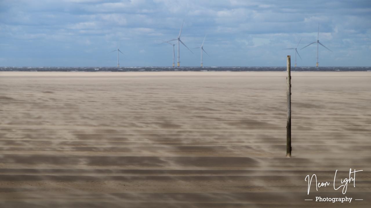 Meols Shifting Sands