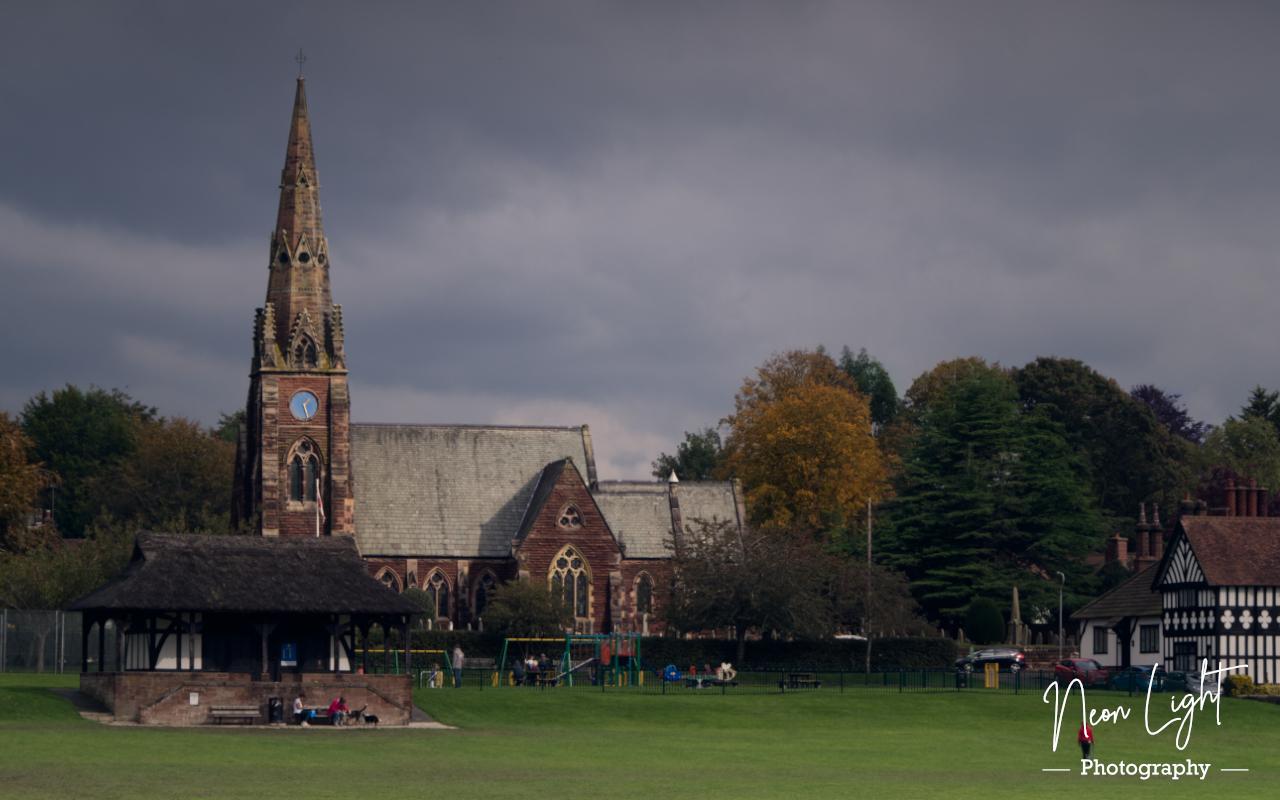 All Saints Church Thornton Hough