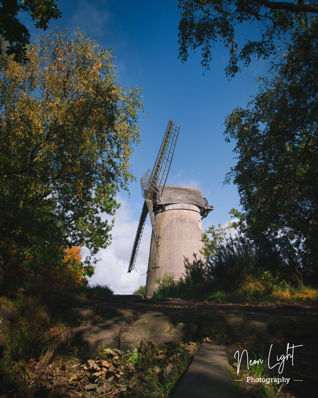 Autumnal Bidston Windmill