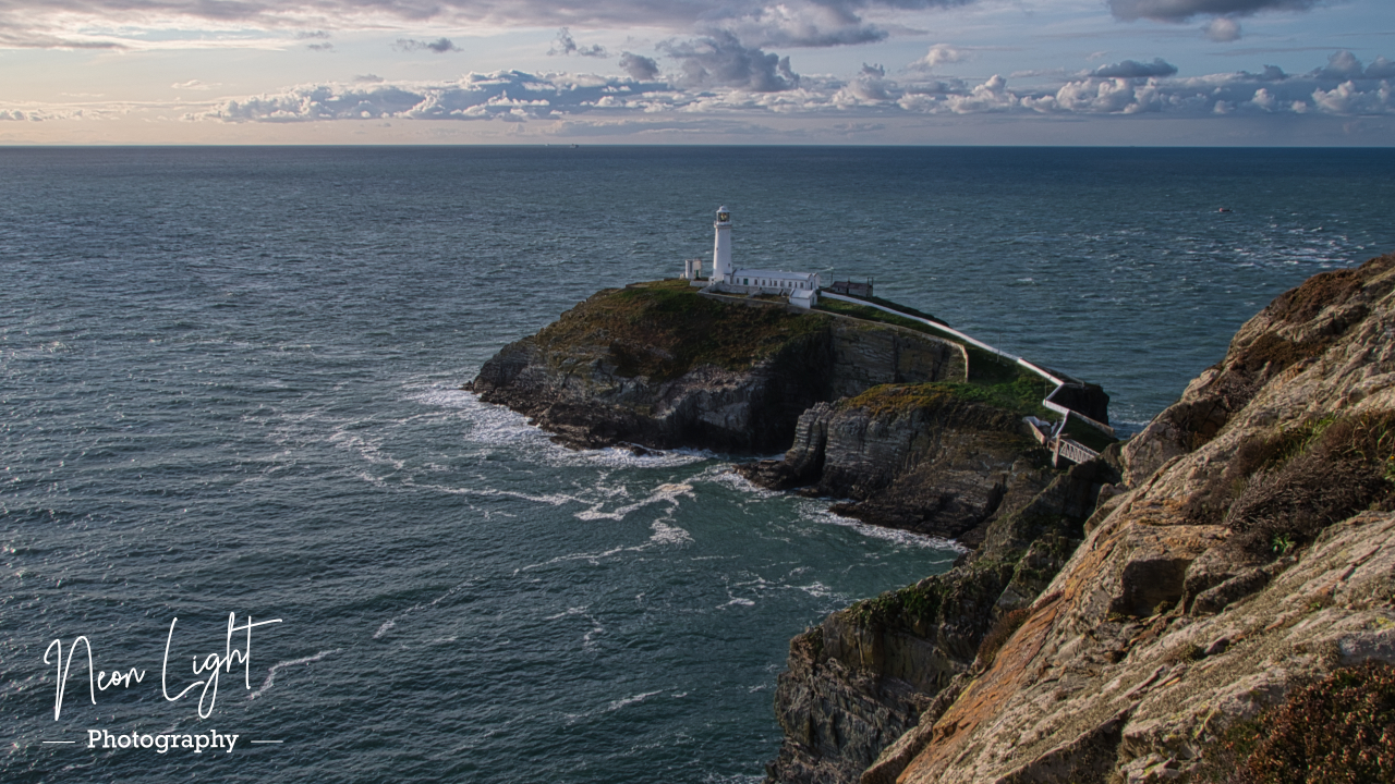 South Stack Island