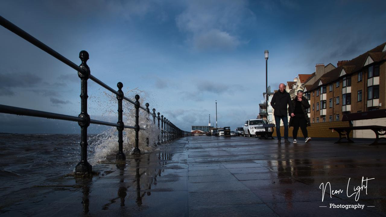A Stormy Walk