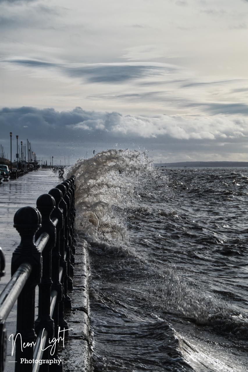 The Waves Crash