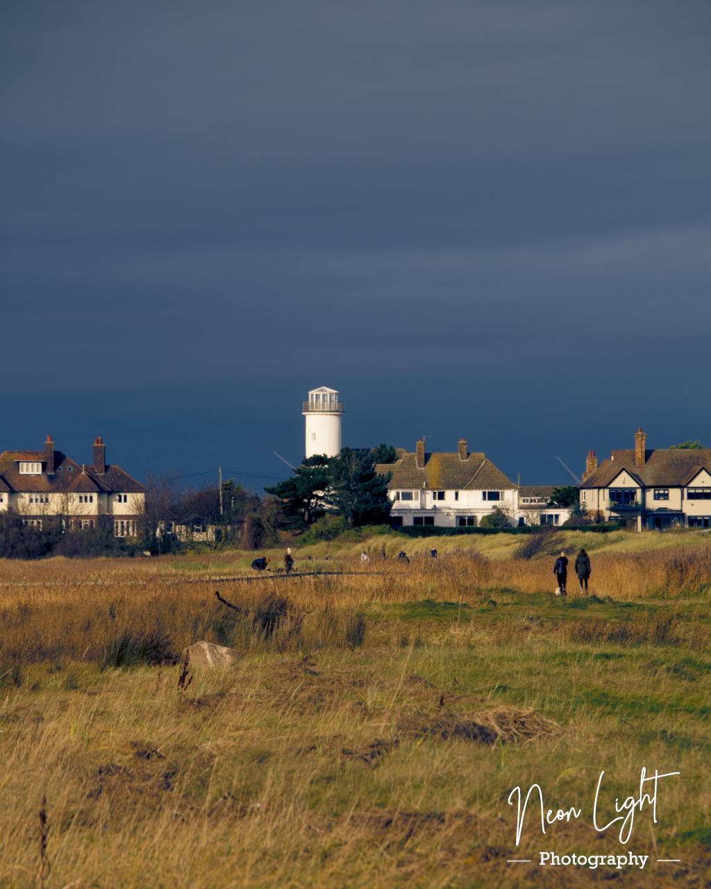 Hoylake Lighthouse Dunes