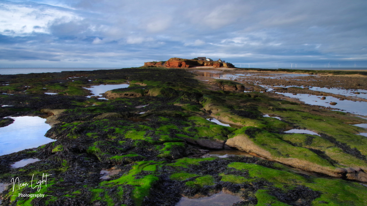 Hilbre on the Rocks