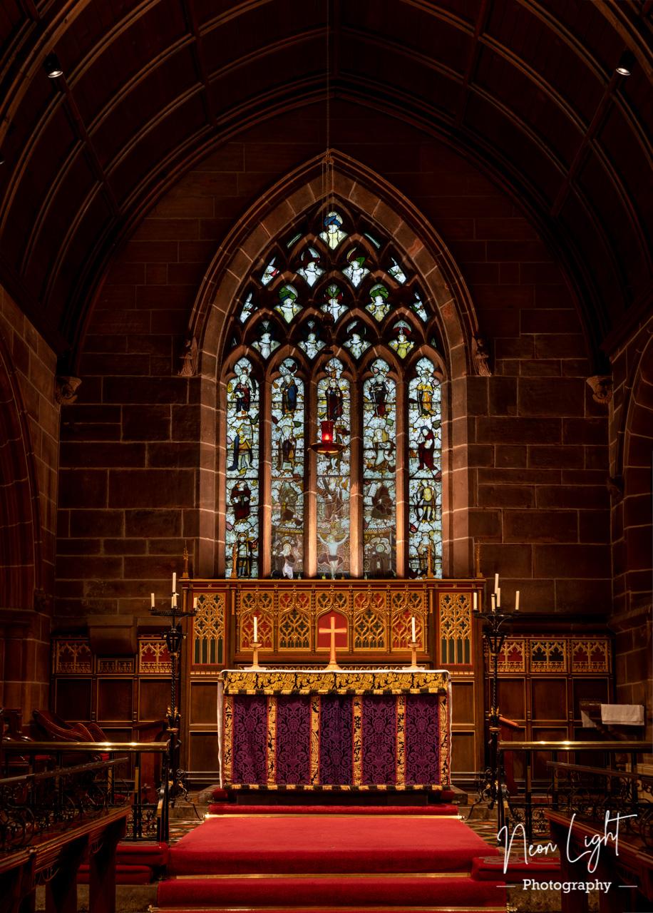 St Bridgets Altar