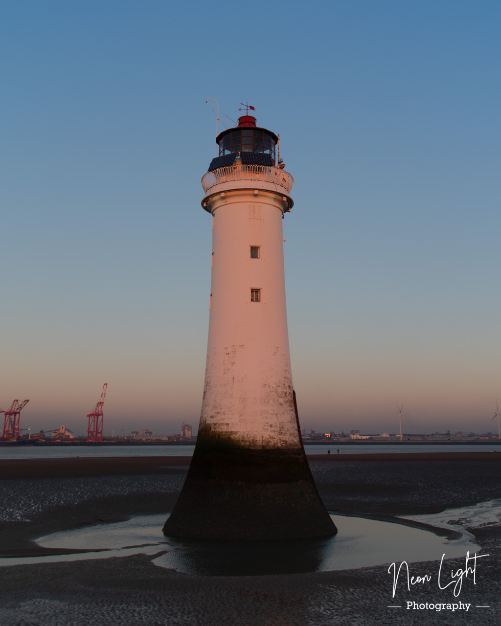 The Lighthouse Watched Over