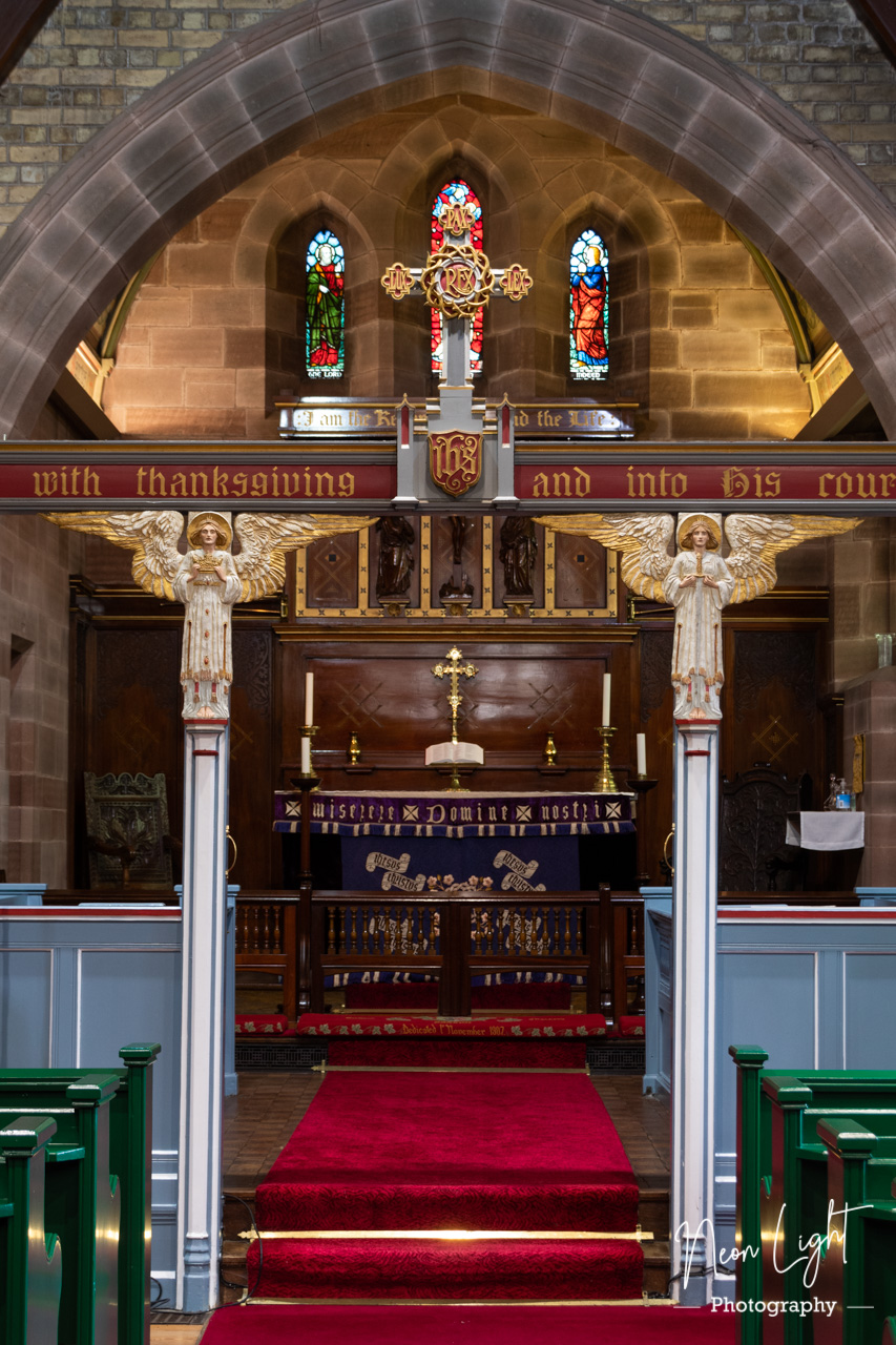 The Rood Beam Partition