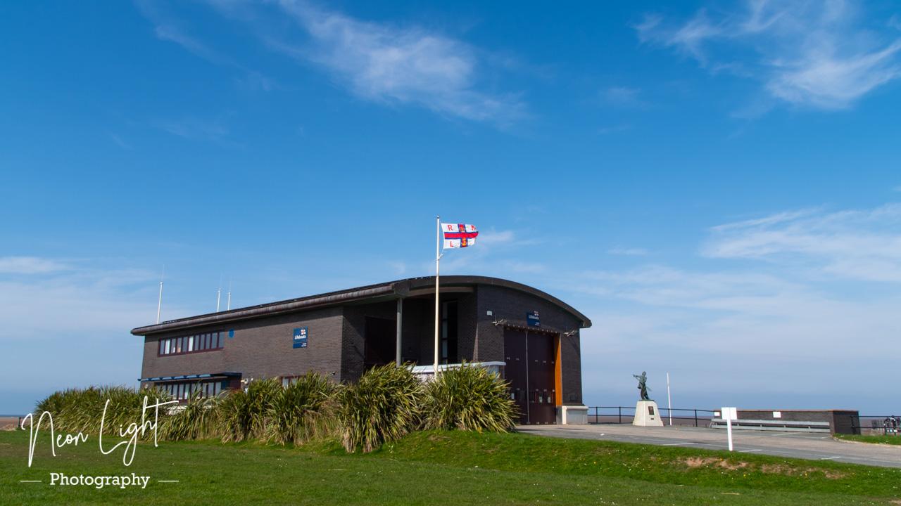 Hoylake Lifeboat Station.
