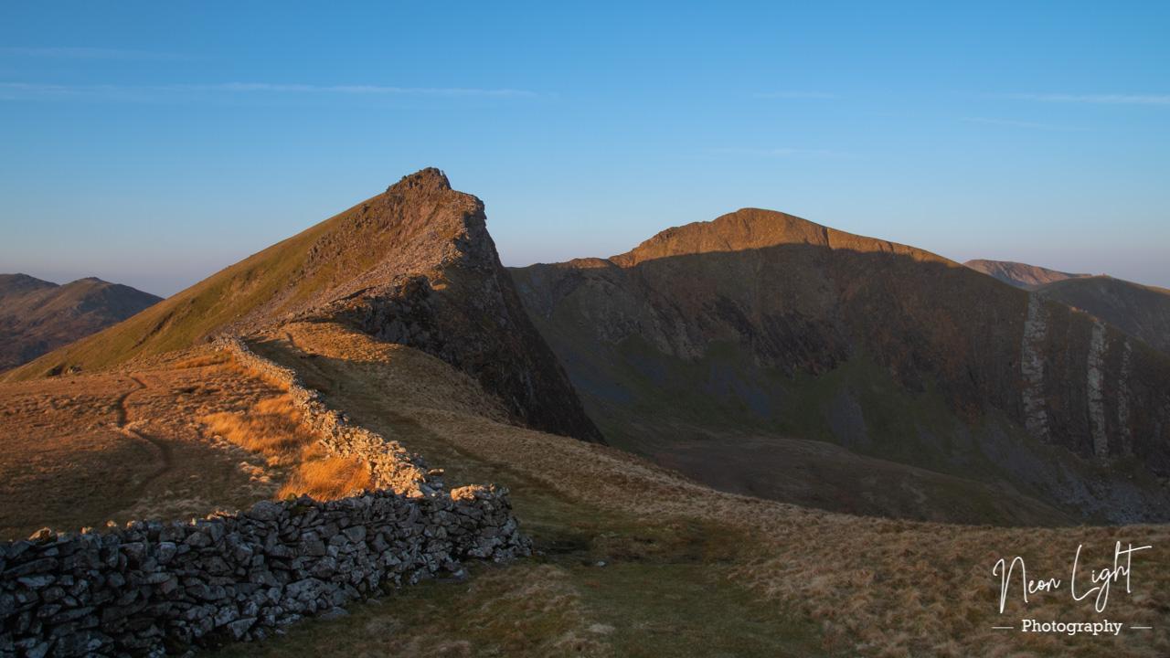 A Mornings Hike up mynydd drws-y-coed