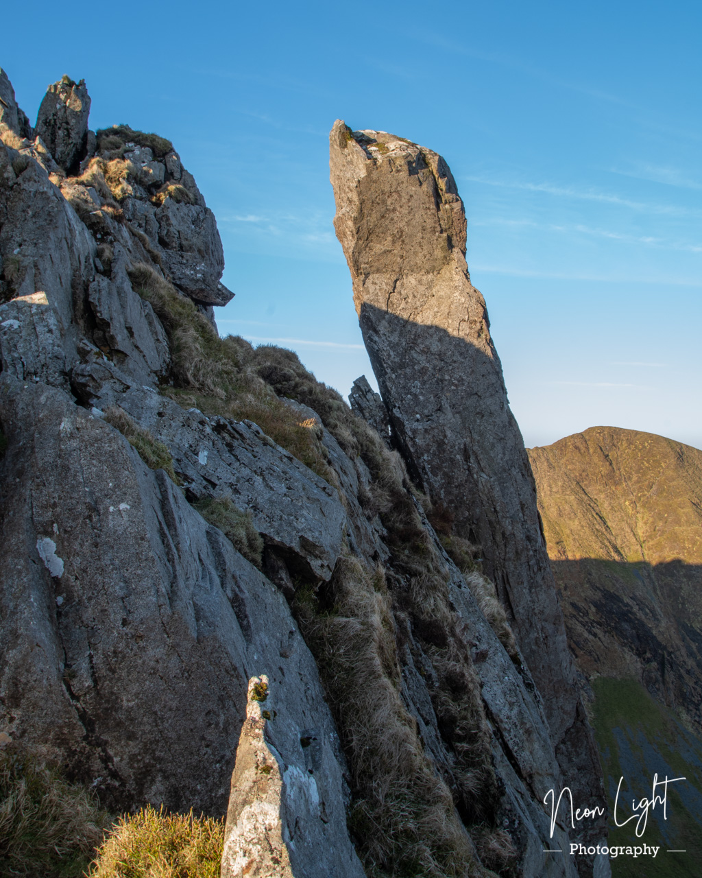 Mynydd Drws-y-Coed Monolith