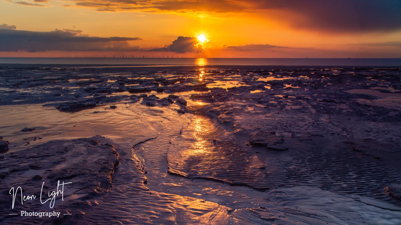Hoylake Sunset Sands