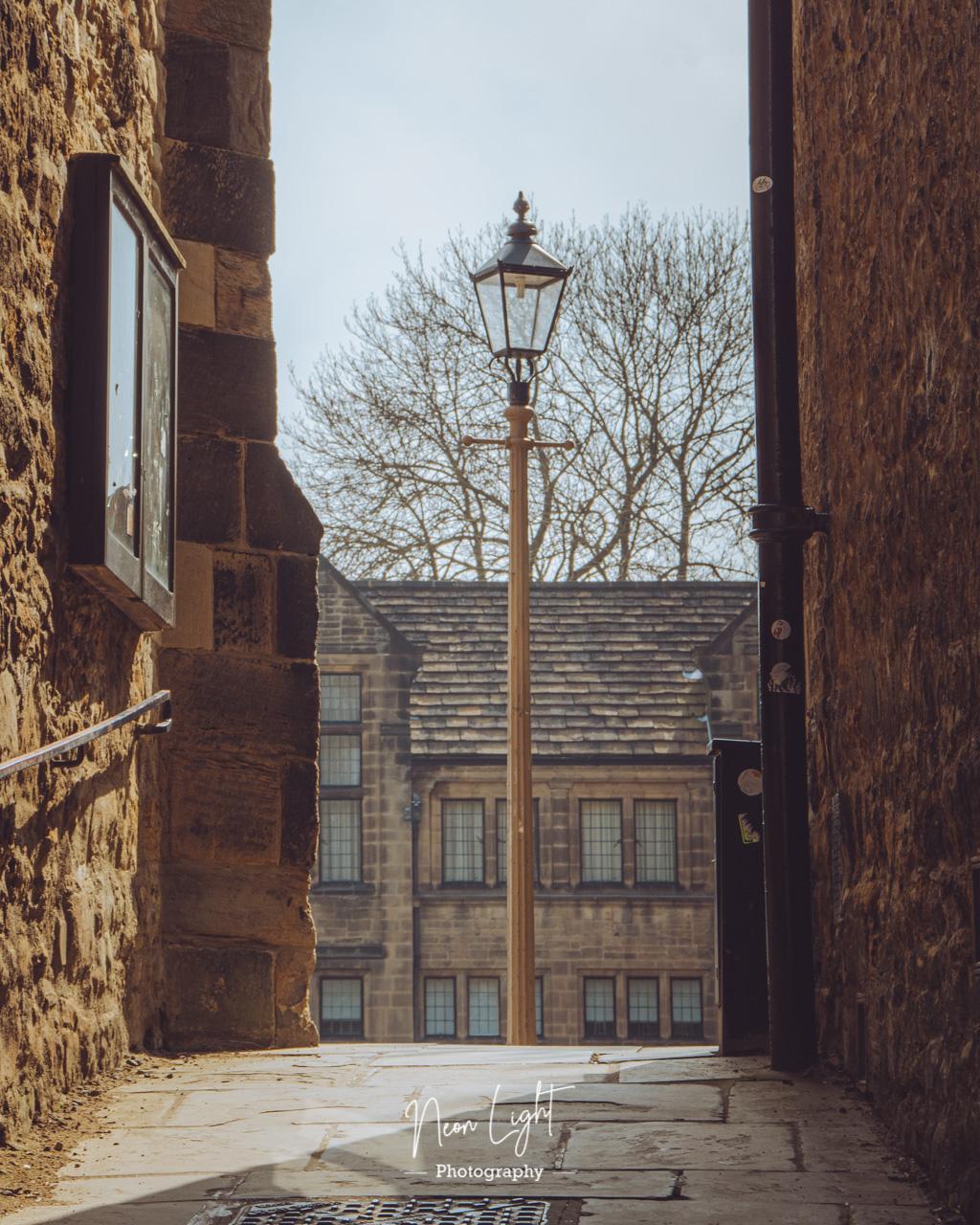 Durham Lampost