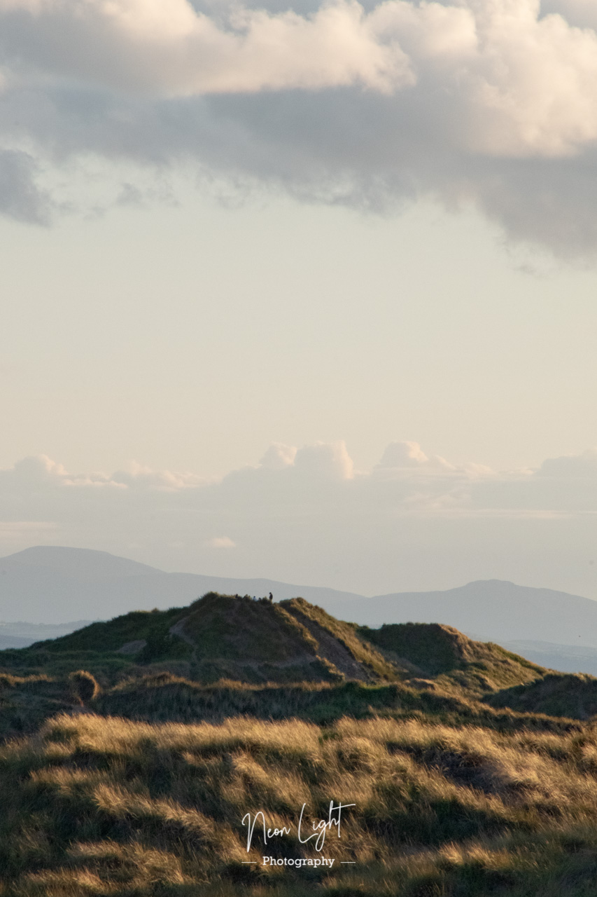 Atop the Dunes