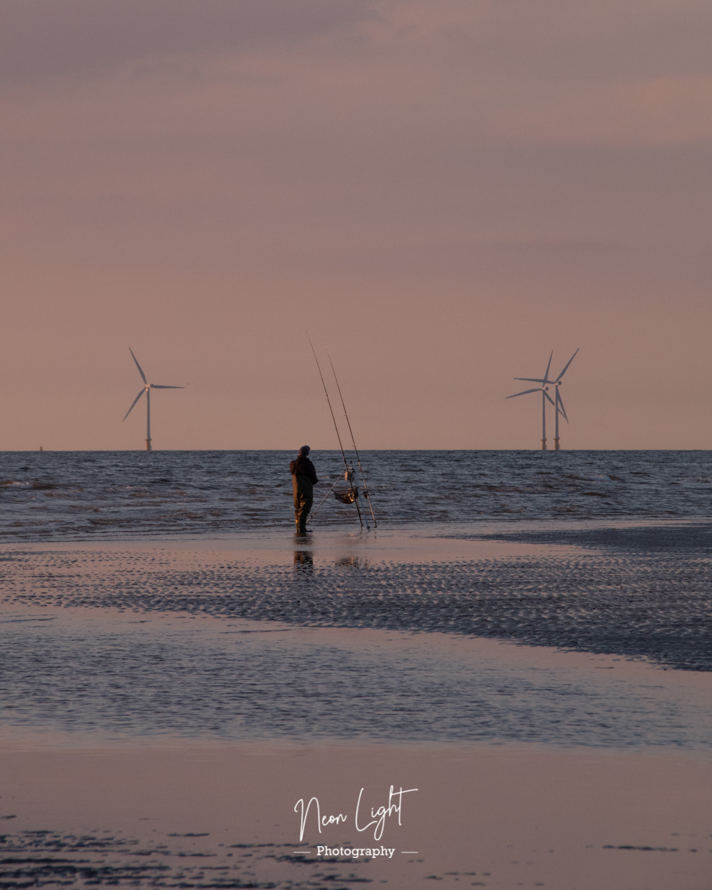 Rods To the waves