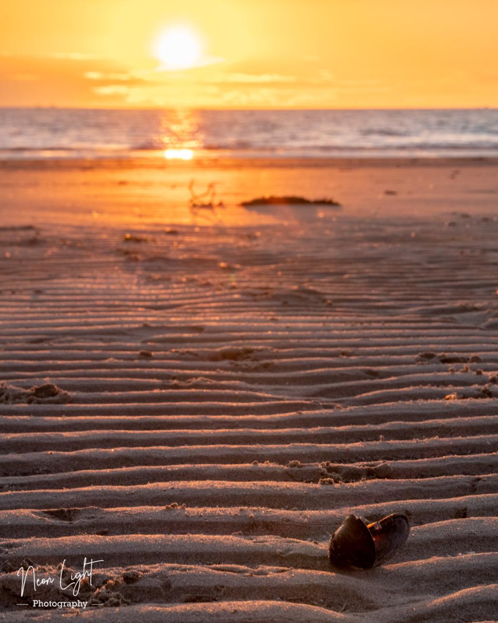 Sand, Sea and Sunset