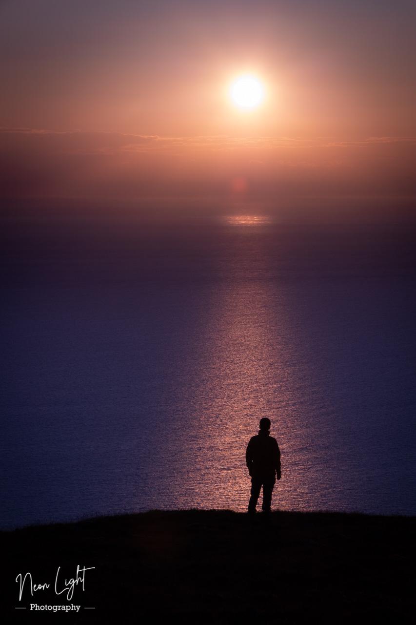 Irish Sea Reflections