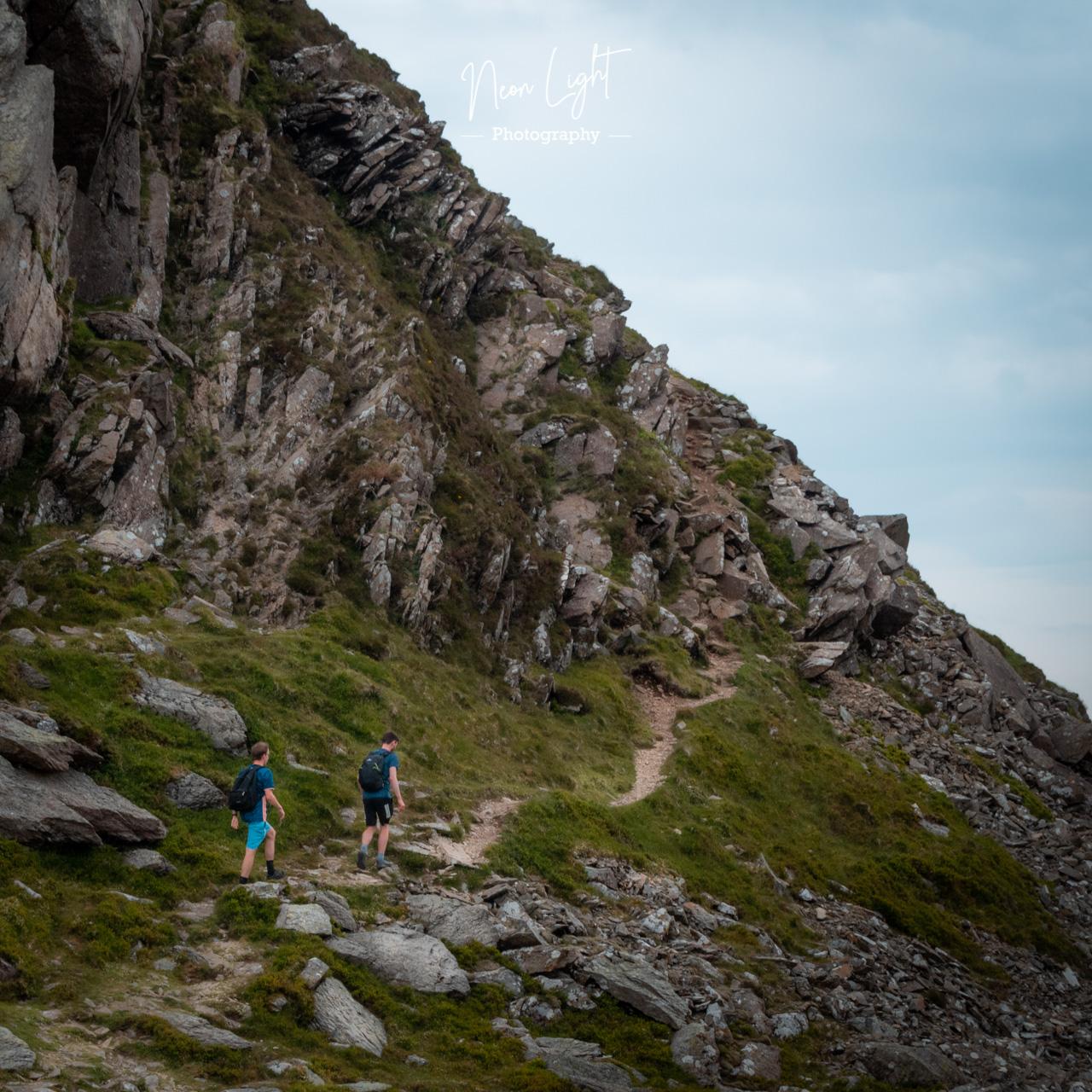 Ascending from the False Peak