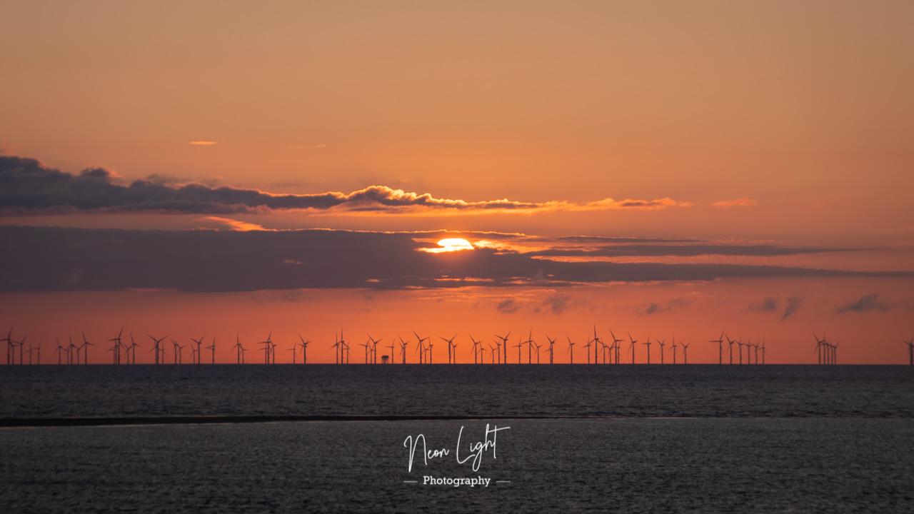 Sunset Windfarm