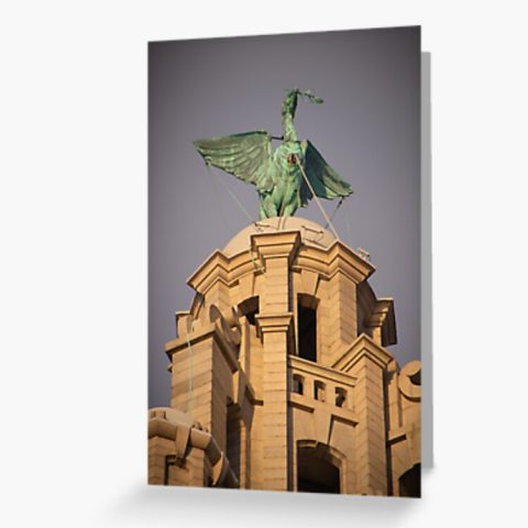 Liverpool Greetings Cards