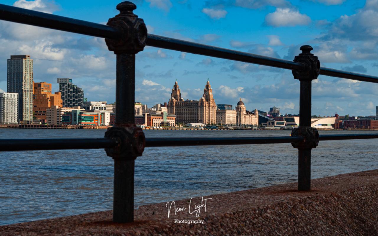 Liverpool Framed