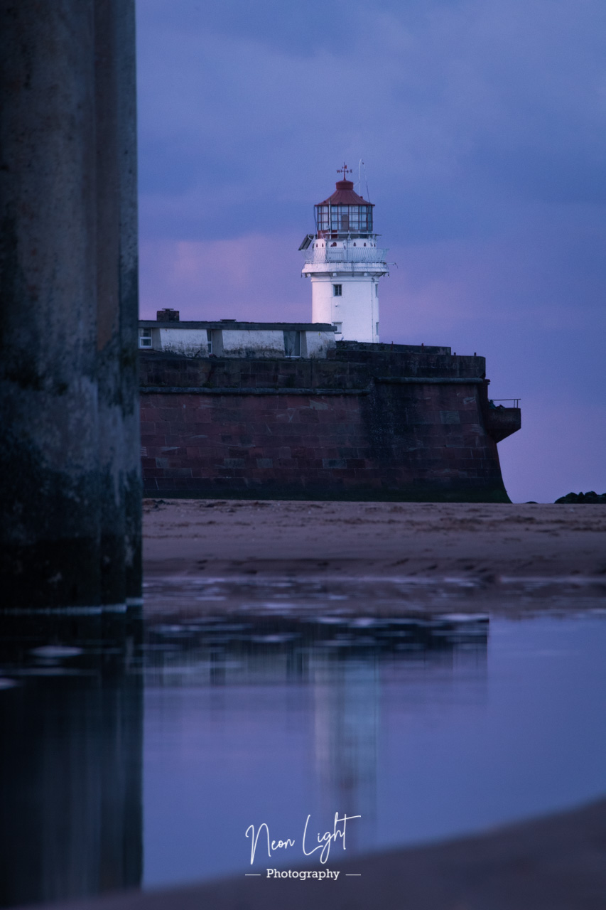 The Fort and the Lighthouse