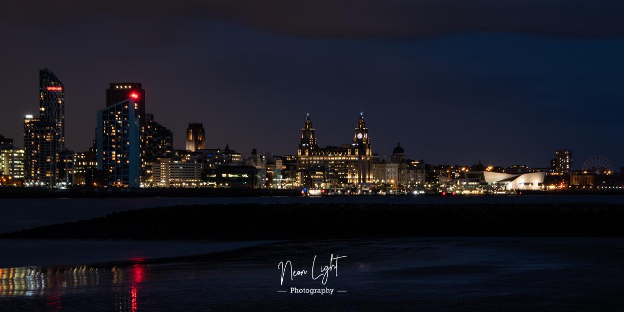 Liverpool Nighttime
